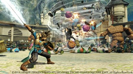 Dragon Quest Heroes - 02765