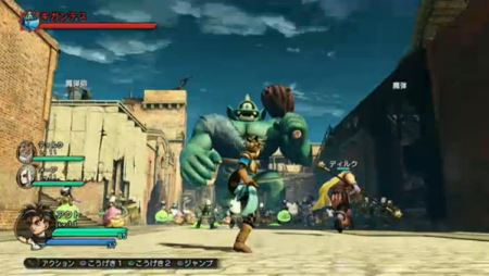 Dragon Quest Heroes - 02760