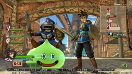 Dragon Quest Heroes - 02761