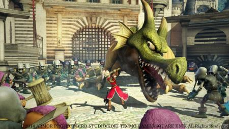 Dragon Quest Heroes - 02762