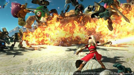 Dragon Quest Heroes - 02768