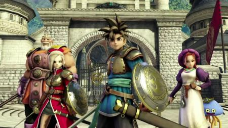 Dragon Quest Heroes - 02770