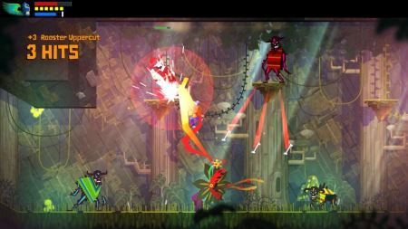 Guacamelee! Super Turbo Championship Edition - 01023