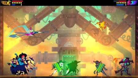 Guacamelee! Super Turbo Championship Edition - 01017