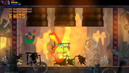 Guacamelee! Super Turbo Championship Edition - 01013