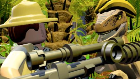 LEGO Jurassic World - 02791