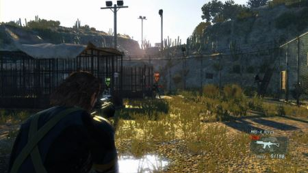 Metal Gear Solid V: Ground Zeroes - 00612