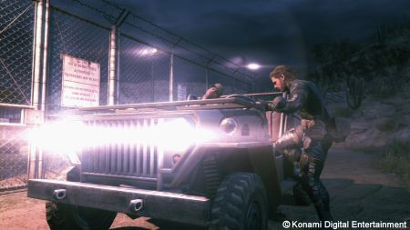 Metal Gear Solid V: Ground Zeroes - 00607