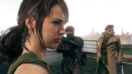 Metal Gear Solid V: The Phantom Pain - 03109