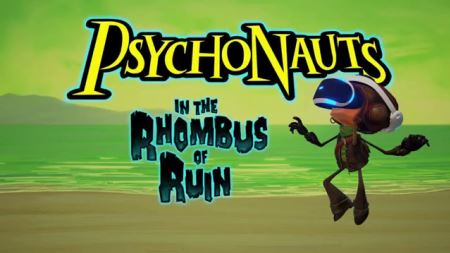 Psychonauts in the Rhombus of Ruin - 10039