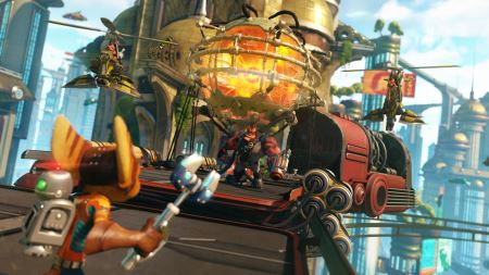 Ratchet and Clank - 11929