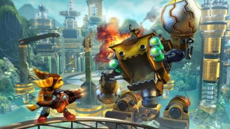 Ratchet and Clank - 11924