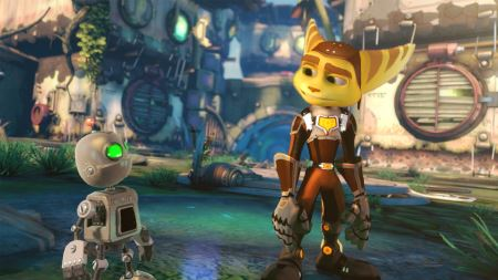 Ratchet and Clank - 11923