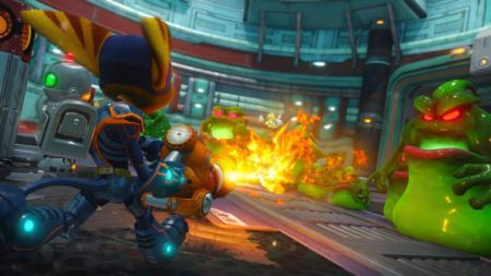 Ratchet and Clank - 11914