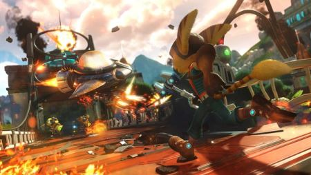 Ratchet and Clank - 11916