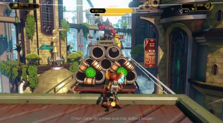 Ratchet and Clank - 11920