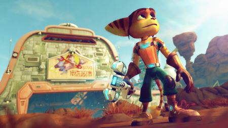 Ratchet and Clank - 11928