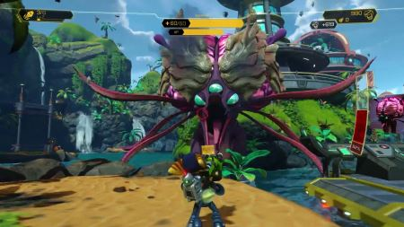 Ratchet and Clank - 11915