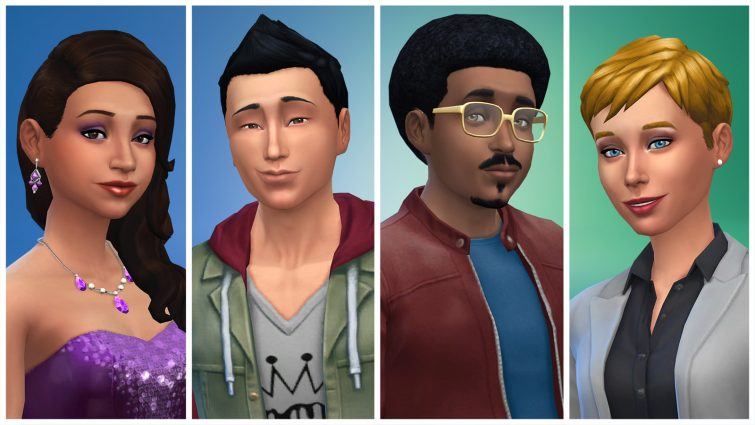 The Sims 4 - 22586