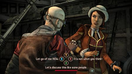 Tales from the Borderlands: Episode One - 01930