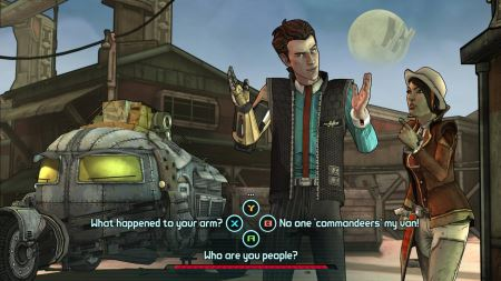 Tales from the Borderlands: Episode One - 01929