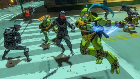 TMNT: Mutants in Manhattan - 11166