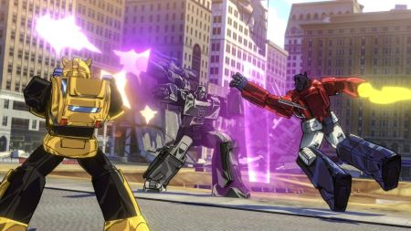 Transformers: Devastation - 03014