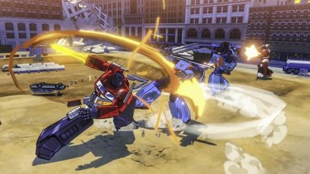Transformers: Devastation - 03009