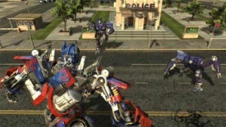 Transformers: Rise of the Dark Spark - 00682