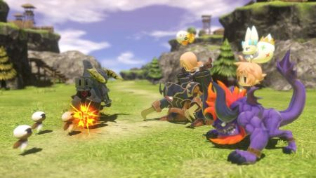 World of Final Fantasy - 08620