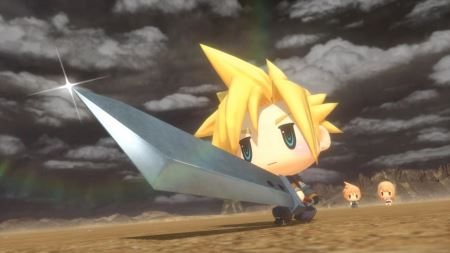 World of Final Fantasy - 08624