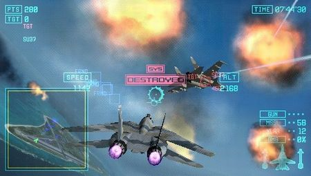 Ace Combat: Joint Assault - 11875