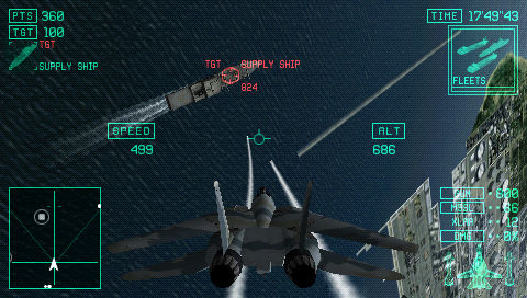 Ace Combat X: Skies of Deception - 05677