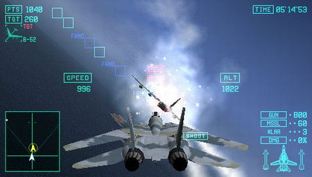 Ace Combat X: Skies of Deception - 05687