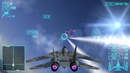 Ace Combat X: Skies of Deception - 05688