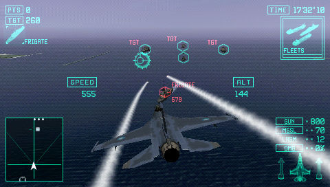 Ace Combat X: Skies of Deception - 05689