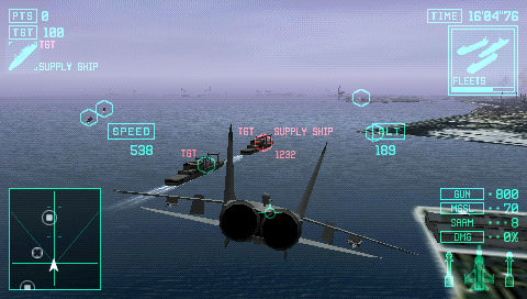 Ace Combat X: Skies of Deception - 05691