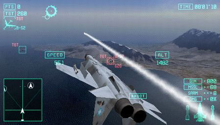 Ace Combat X: Skies of Deception - 05693
