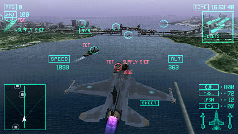 Ace Combat X: Skies of Deception - 05694