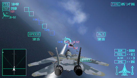 Ace Combat X: Skies of Deception - 05678