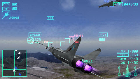 Ace Combat X: Skies of Deception - 05696