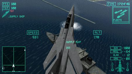 Ace Combat X: Skies of Deception - 05698