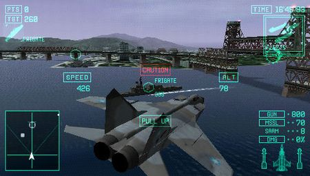 Ace Combat X: Skies of Deception - 05701