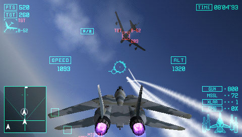 Ace Combat X: Skies of Deception - 05703