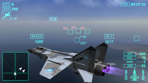 Ace Combat X: Skies of Deception - 05704