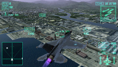 Ace Combat X: Skies of Deception - 05679
