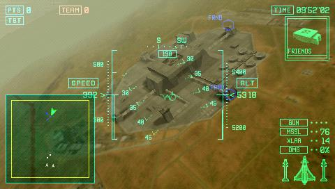Ace Combat X: Skies of Deception - 05667