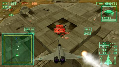 Ace Combat X: Skies of Deception - 05668