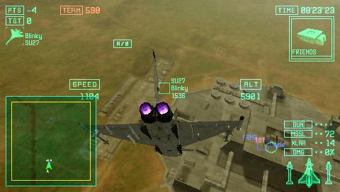 Ace Combat X: Skies of Deception - 05669