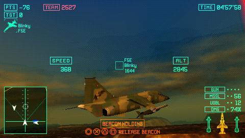 Ace Combat X: Skies of Deception - 05672